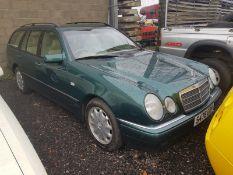 Mercedes E300 Td Estate