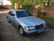 1995 Mercedes S280
