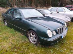 1999 Mercedes E320 CDI Auto