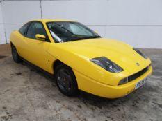 1997 Fiat 20V Coupe