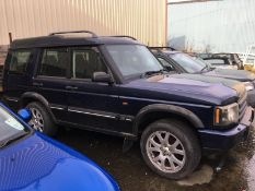 2002/ 52 Land Rover Discovery 2