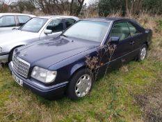 1995 Mercedes E220 Coupe