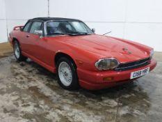 1985 / Jaguar XJSC HE V12
