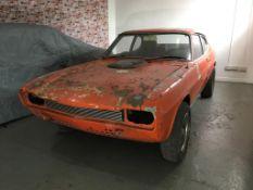 """Ford Capri """"Hocus Pocus"""" Drag Car"""