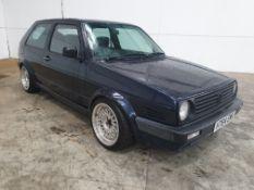 1990 / H VW Golf Gti 16v with VR6 Engine