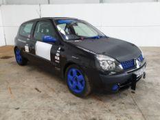 2002 / 02 Renault Clio 1.4 16v Sprint / Hill Climb