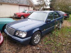 1993 Mercedes E300 D (Non Turbo)