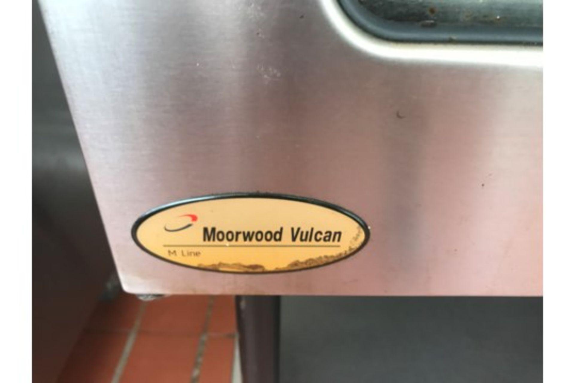Lot 33 - Moorwood Vulcan 900 1 Tier Convectional