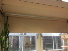 3 x window blinds