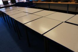 18 x tables