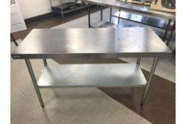 Vogue Stainless Steel Counter