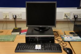 Stone PC with Acer a173 monitor