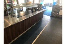 Catering Service Counter