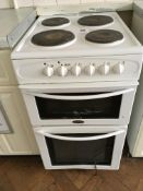 Belling 4 ring electric cooker