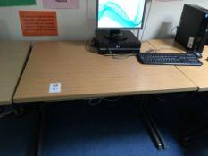 5 x computer desks