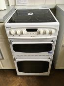 Beko 4 ring electric cooker