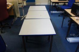 3 x exam tables
