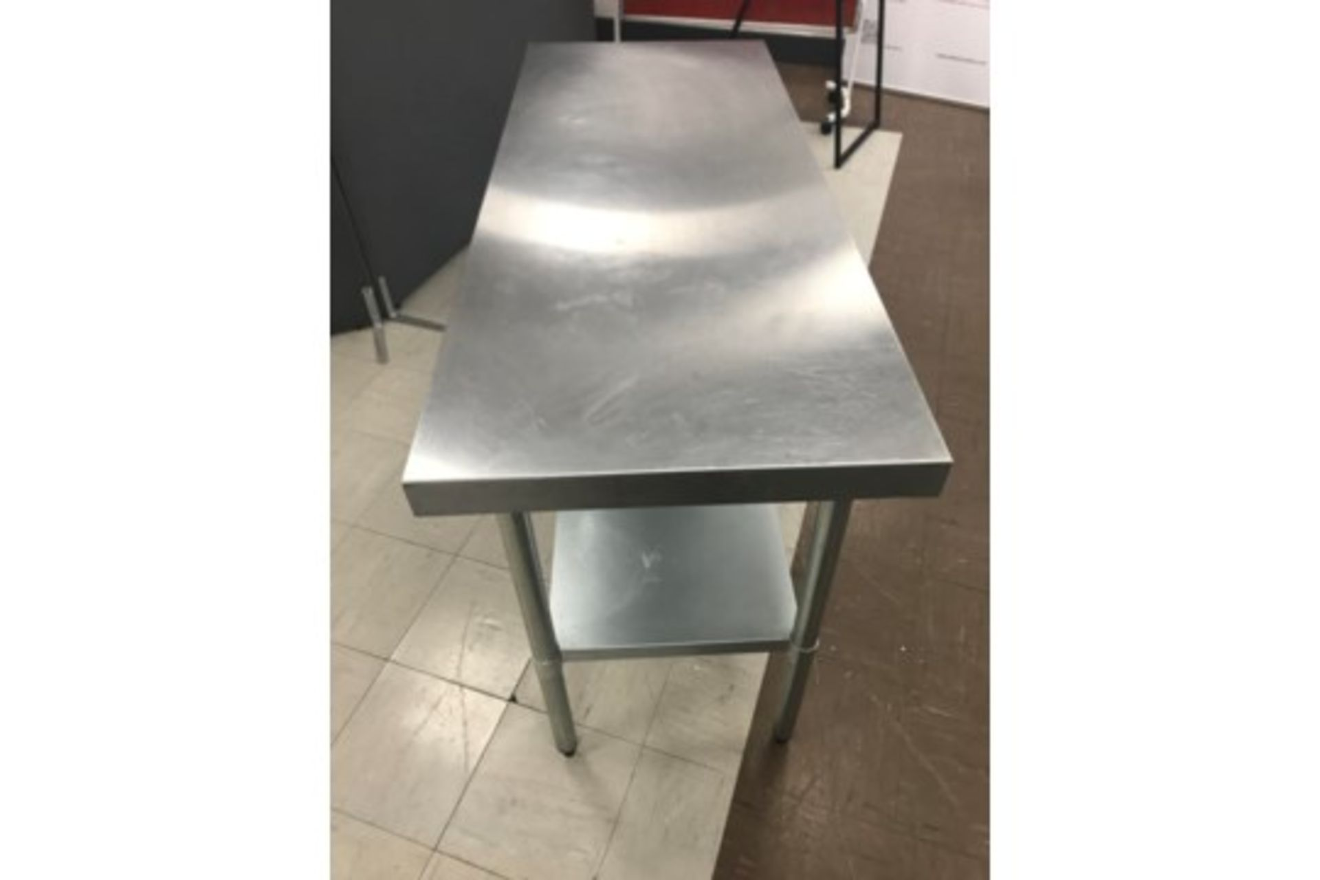 Lot 20 - Vogue Stainless Steel Counter