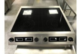 Induced Energy Induction Hob