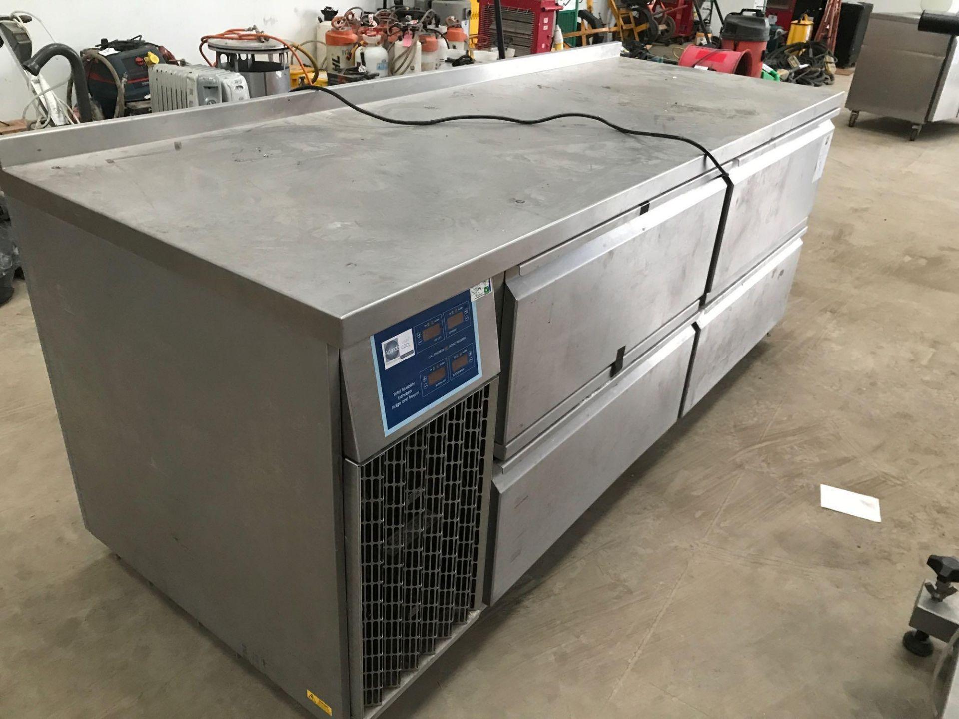 Lot 174 - Adande varicool830 TEV 4 draw refrigerator / freezer