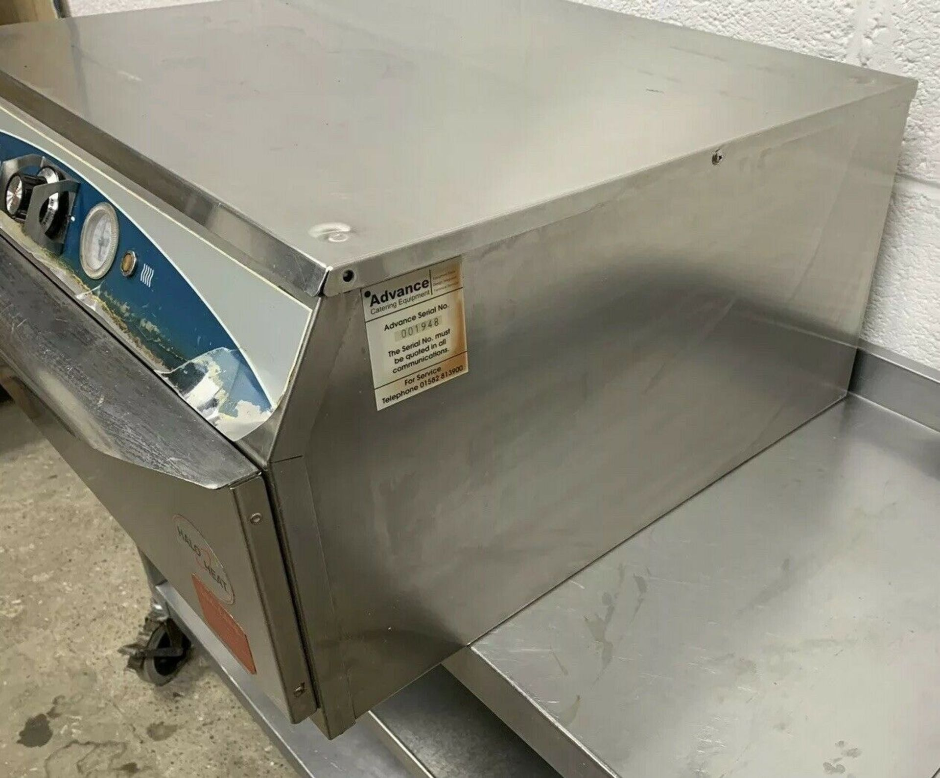 Lot 80 - Alto Shaam 500 ID Hot Food Holding Cabinet