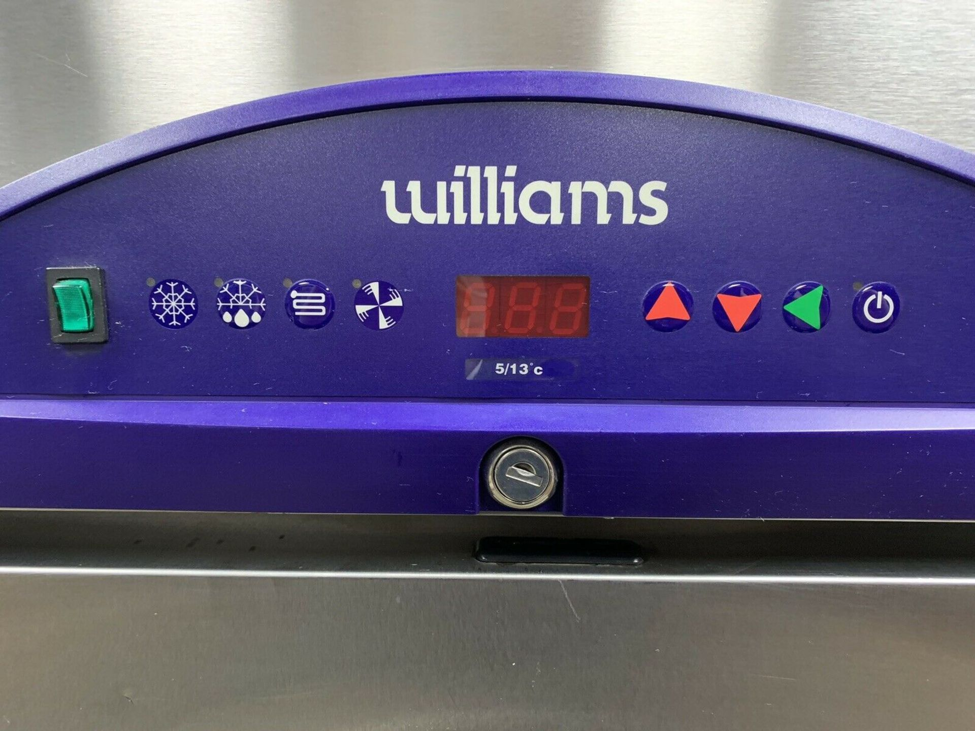 Lot 81 - Williams Single Door Fridge