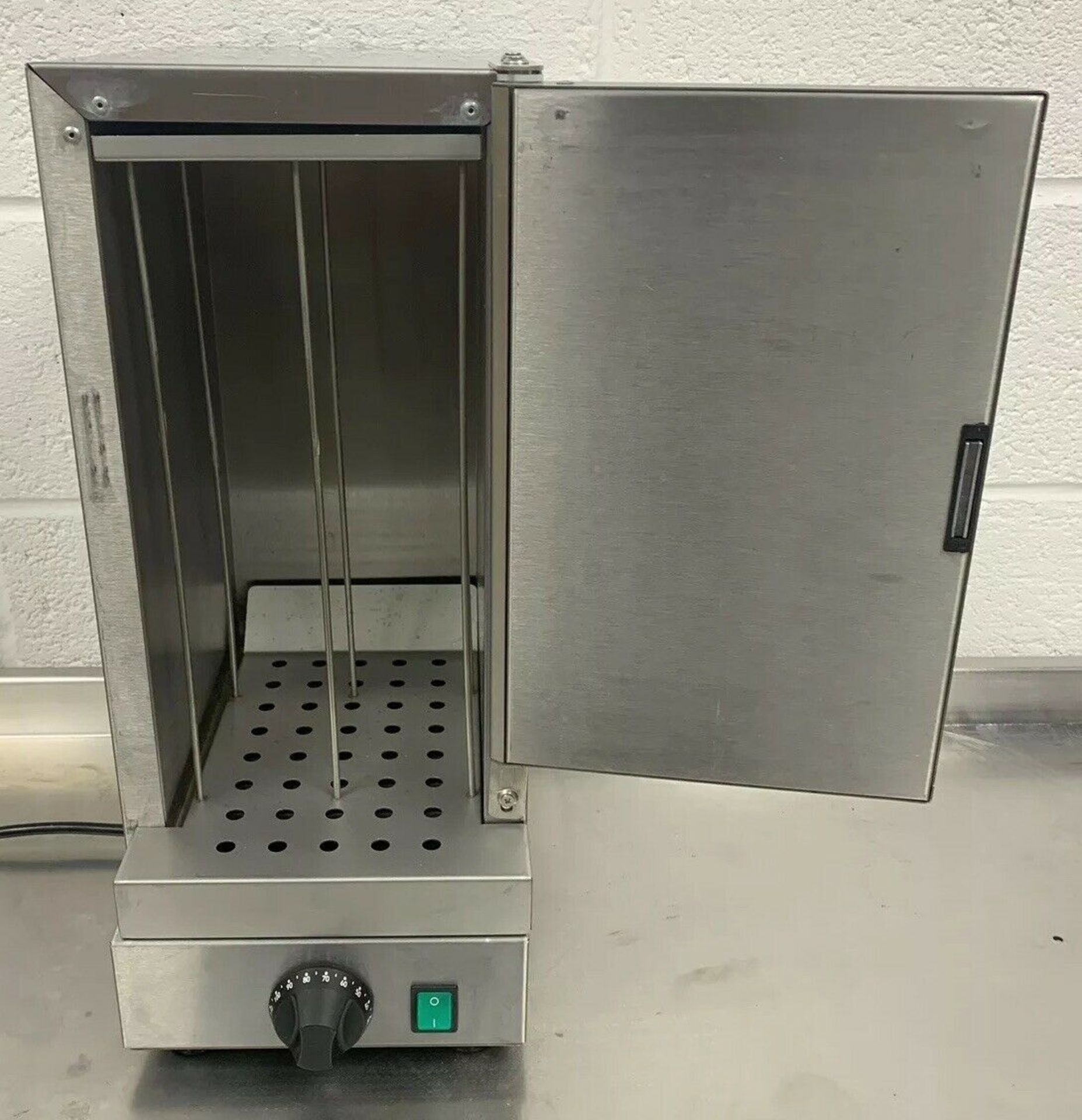 Lot 69 - Moffat Hotdog Warmer Cupboard