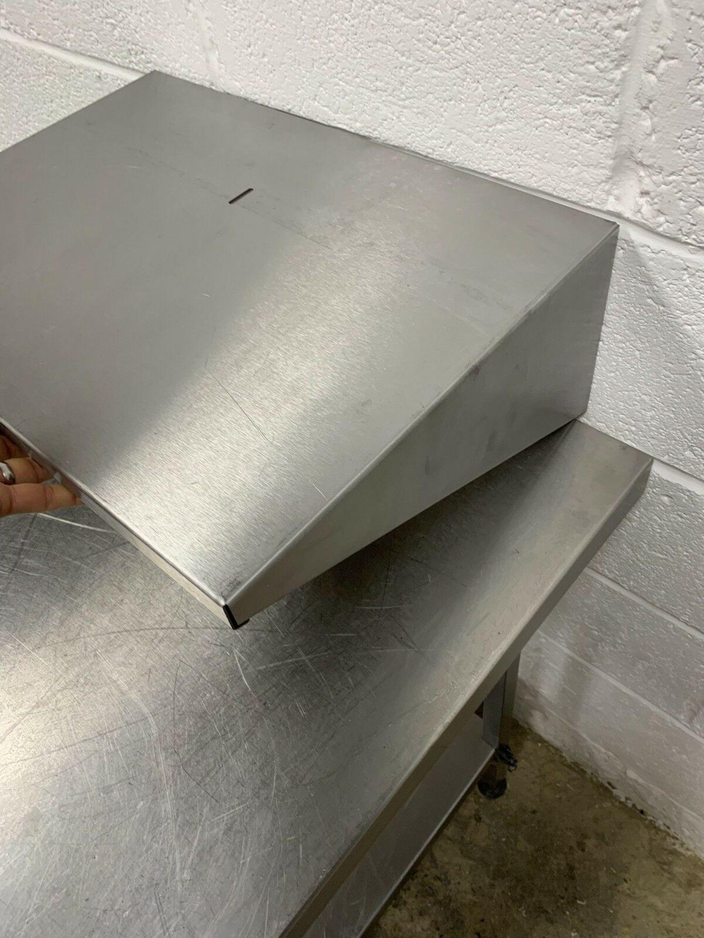 Lot 95 - Stainless Steel Shelf