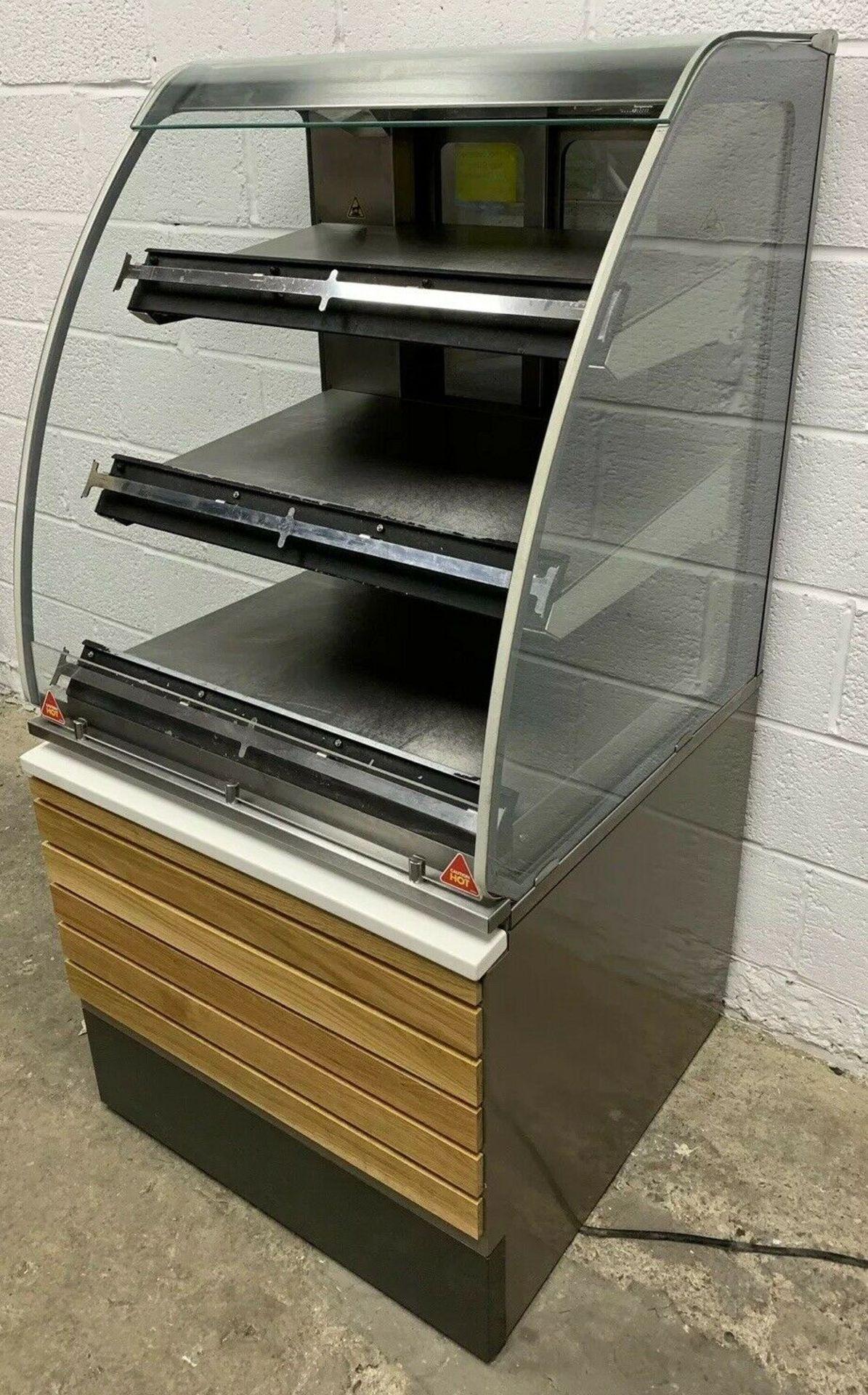 Lot 87 - Fri Jado MC75 Hot Food Display Unit