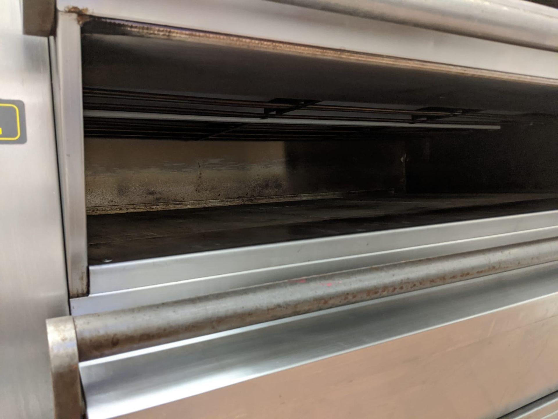Lot 112 - Mono FG145 4 Deck Electric Bakery Deck Oven