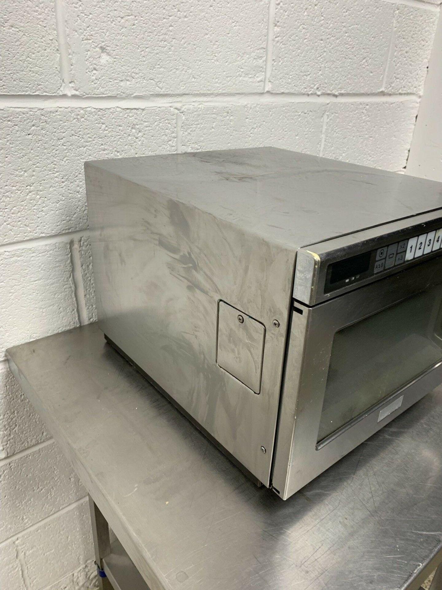 Lot 93 - Panasonic Microwave Oven