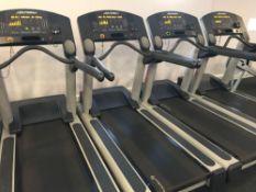 x1 Life fitness treadmill