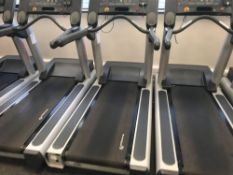 x1 Life fitness Flex deck treadmill