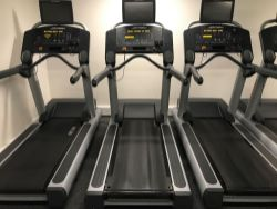 x1 Life fitness treadmill