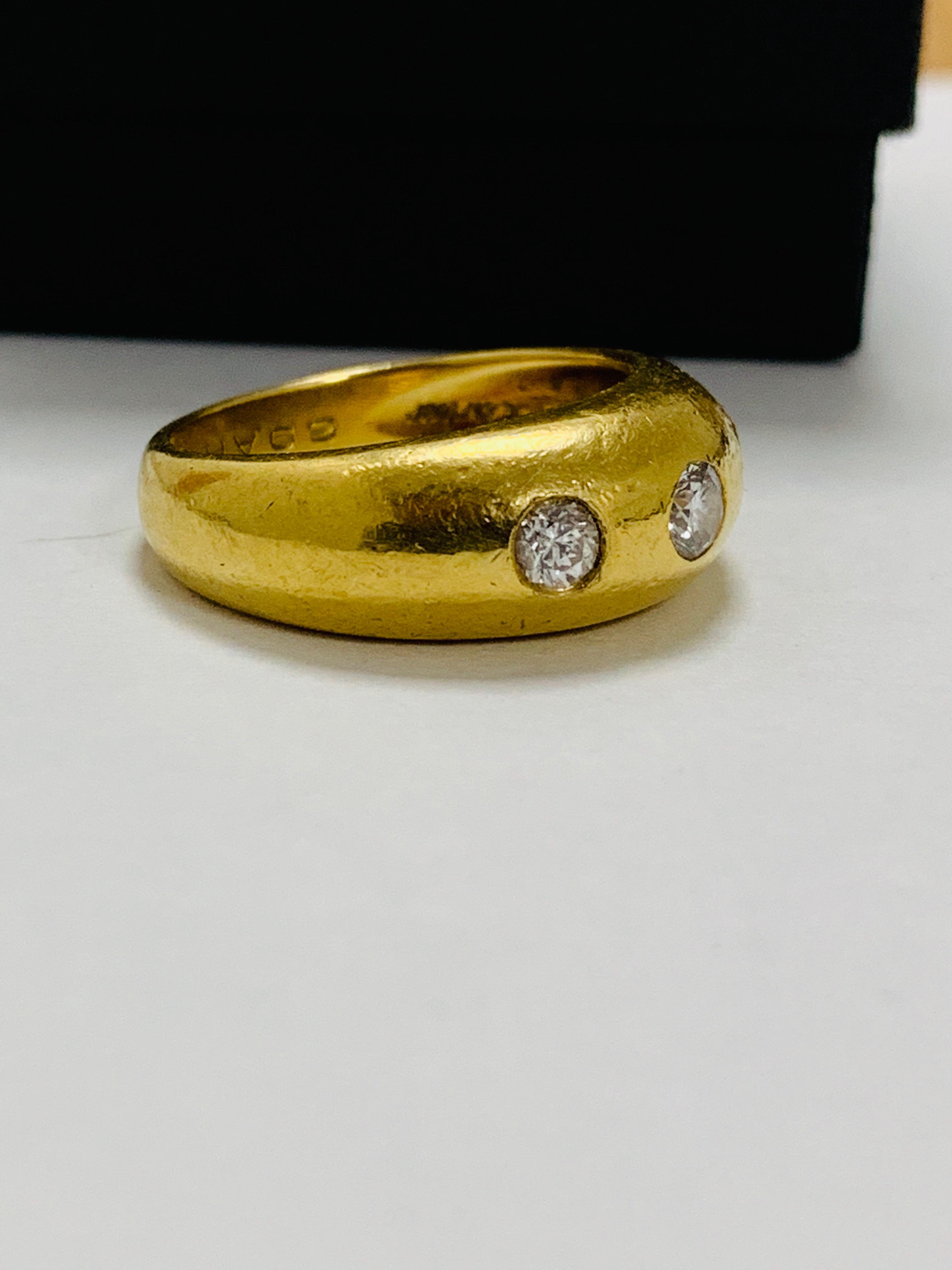 Lot 11 - 14ct white gold aquamarine & diamond pendant.
