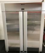 Double Door RefrigeratorECO PLUS K 140 CCG C1 8N 4CS