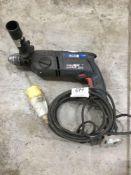 Bosch hammer drill 110v