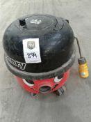 Henry vacuum cleaner 110 V