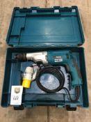 Makita drill 110V
