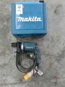 Makita drill 110 V