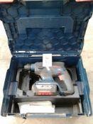 Bosch 36v cordless hammer drill