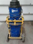 SPE industrial vacuum cleaner