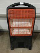 Rhino 2 bar heater 110v 32amp