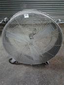 Jumbo industrial fan 240v