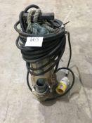 Submersible pump 110V