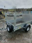 Ifor Williams Quad trailer P6e NO VAT