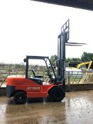 New/unused Attack AK35 Fork Lift