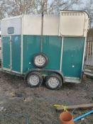 Ifor Williams Horse Box 510 NO VAT