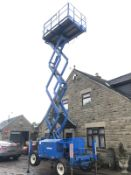 Upright 4x4 Scissor Lift
