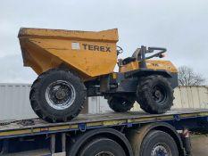 TEREX TA6 6 Ton Straight Tip Dumper